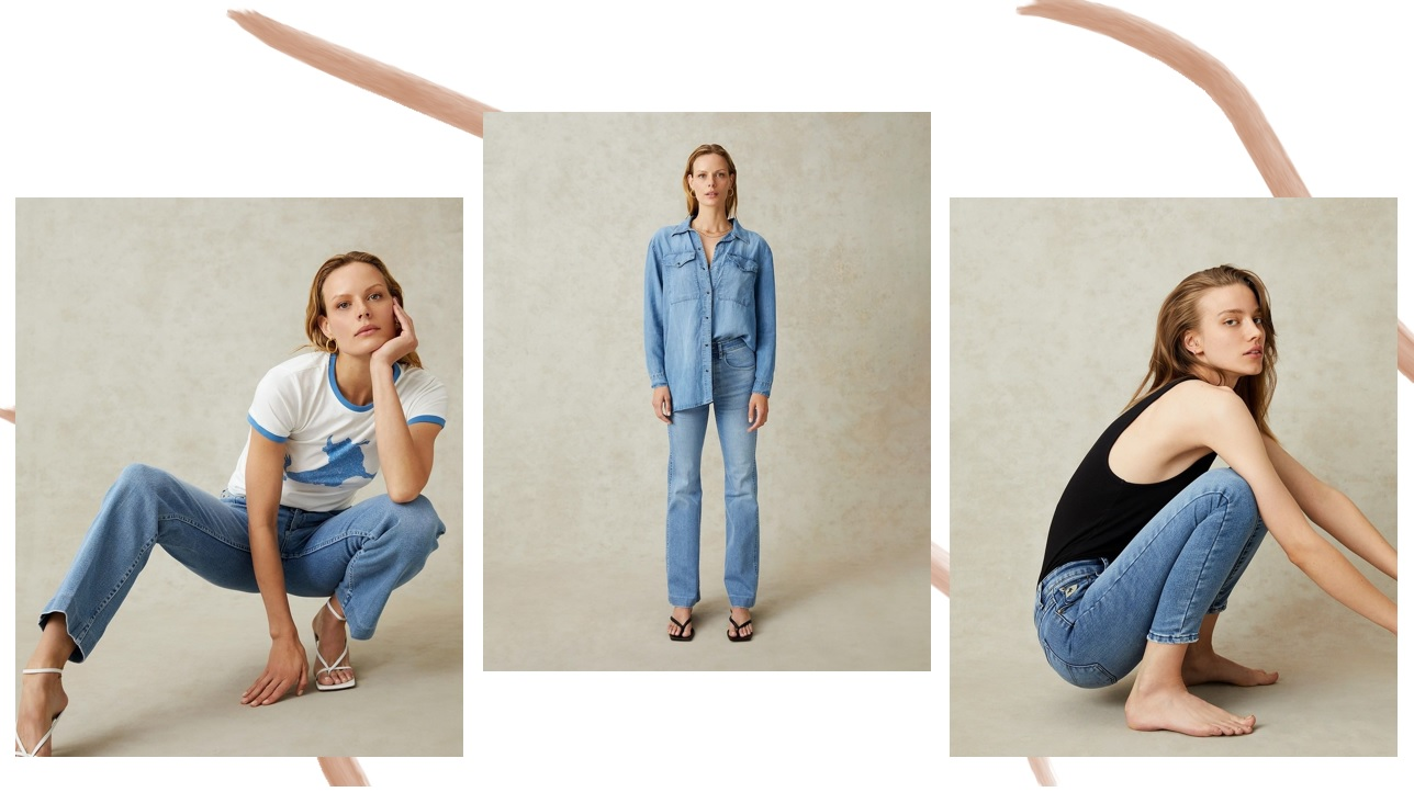 LOIS JEANS | FLARE & CORDUROY | SPRING SUMMER 2021 | SS21 | moscowwebshop.com