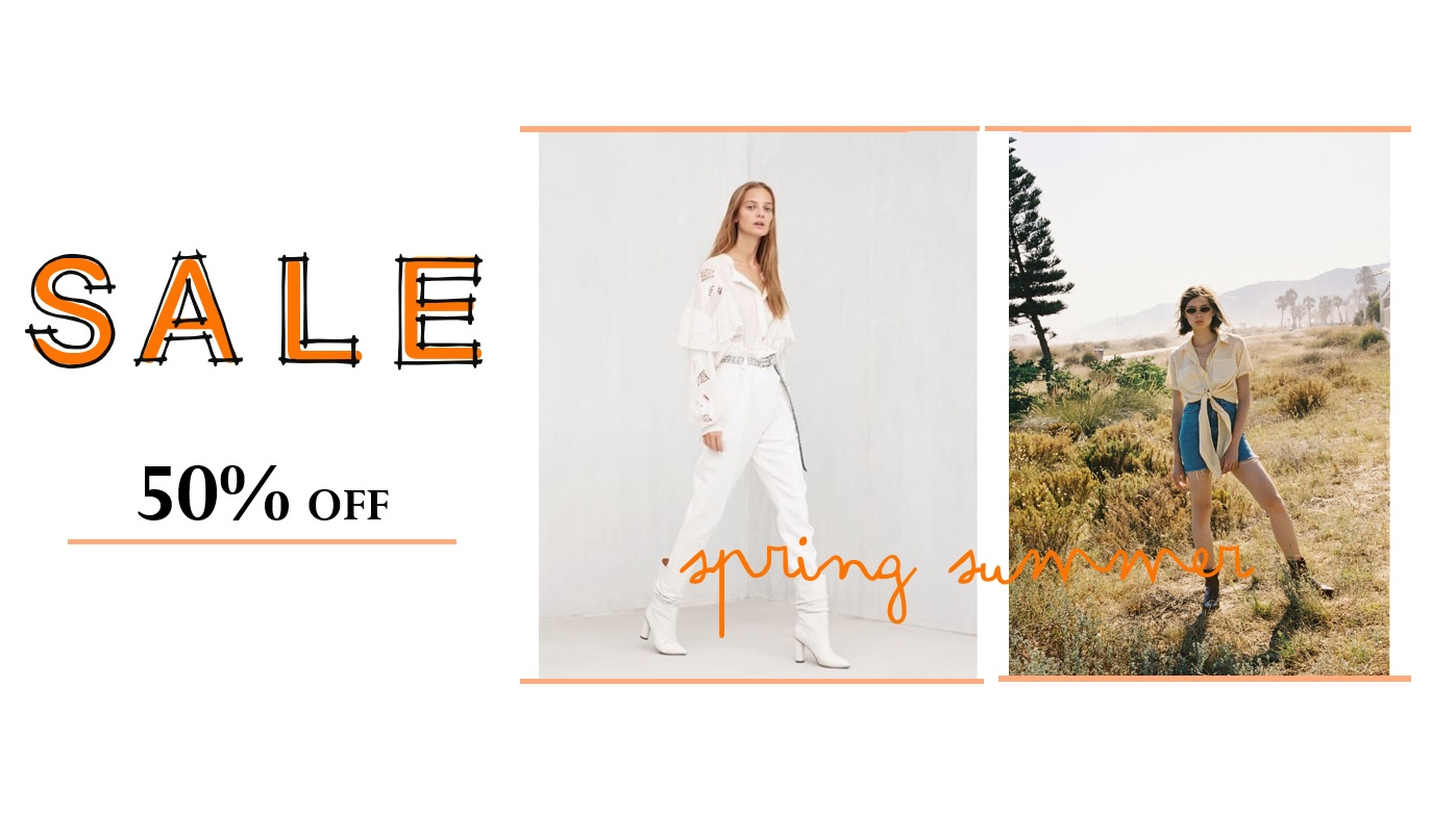 OWN & CLUB SPRING SUMMER 2019 SALE | 50% OFF | 20% EXTRA KORTING MET CODE FINALSALE | moscowwebshop.com