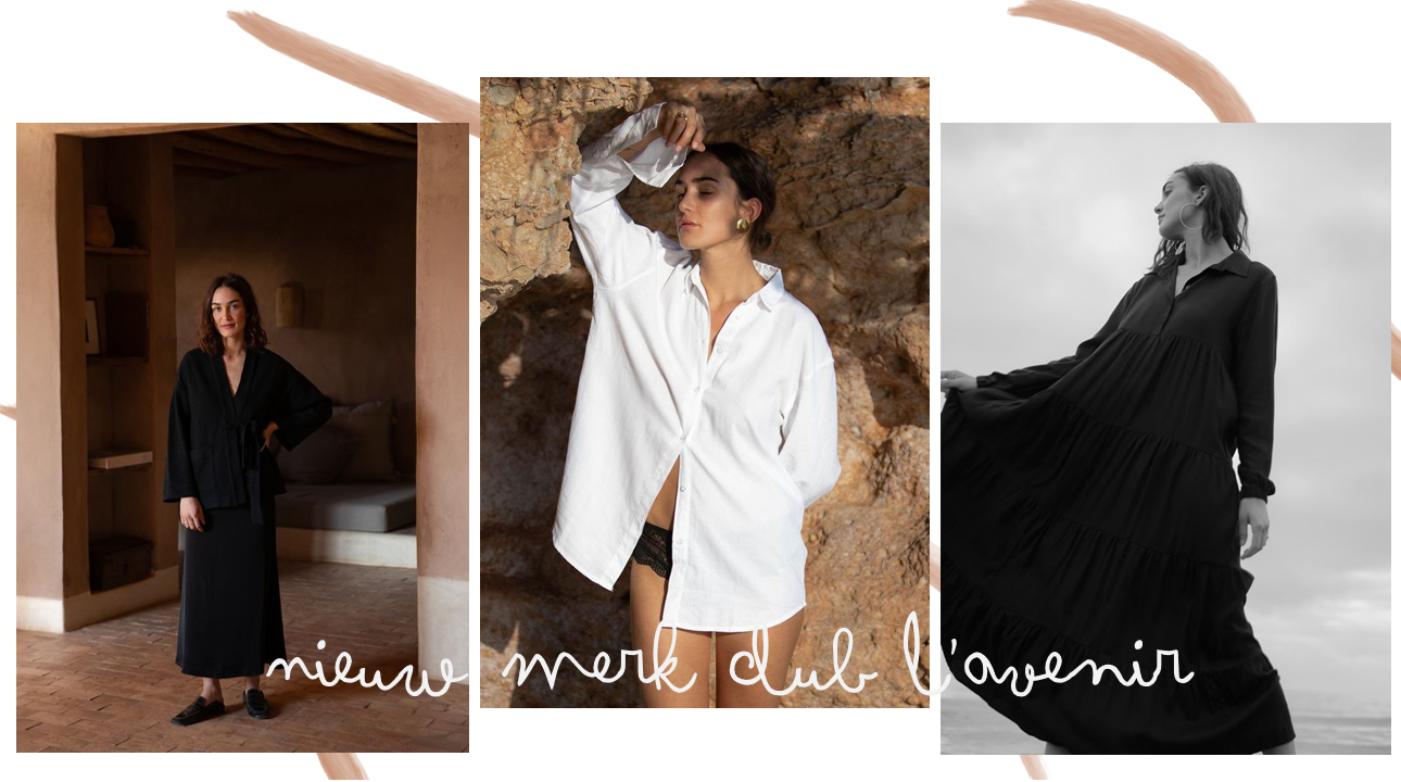 CLUB L'AVENIR DAMES KLEDING COLLECTIE | FALL WINTER 2020 | FW20 | moscowwebshop.com