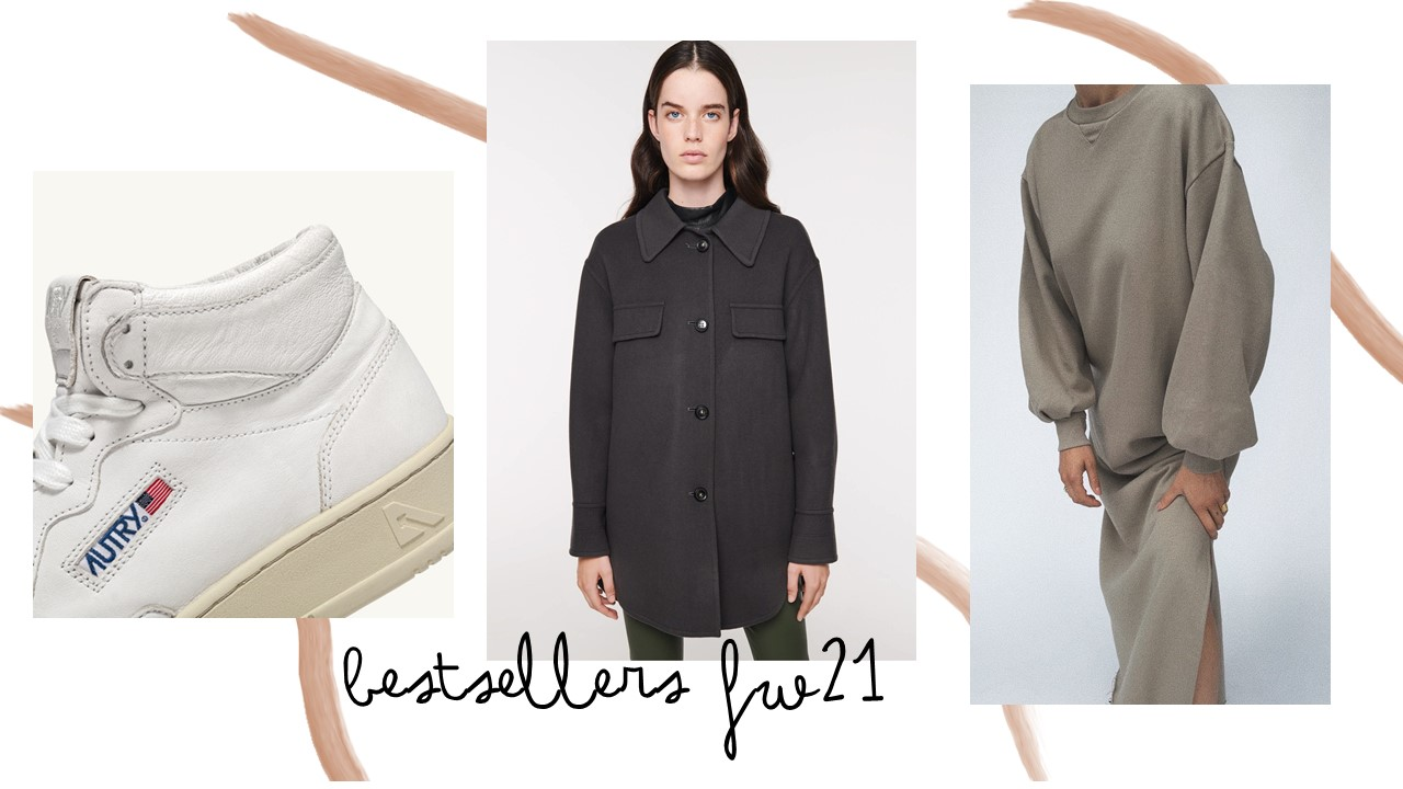 BESTSELLERS OWN & CLUB   DAMES COLLECTIE   FALL WINTER 2021   FW21   moscowwebshop.com