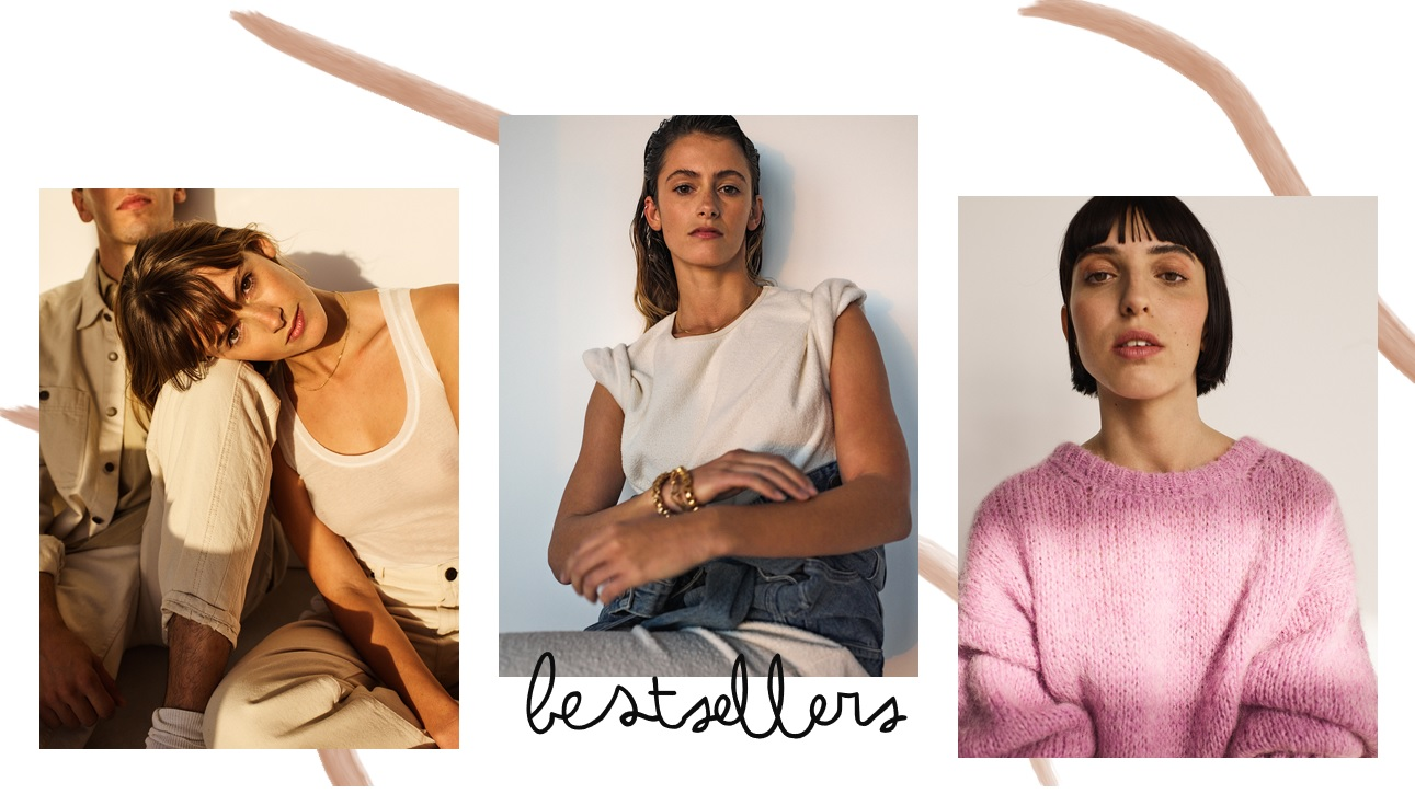 BESTSELLERS OWN & CLUB | DAMES COLLECTIE | SPRING SUMMER 2021 | moscowwebshop.com