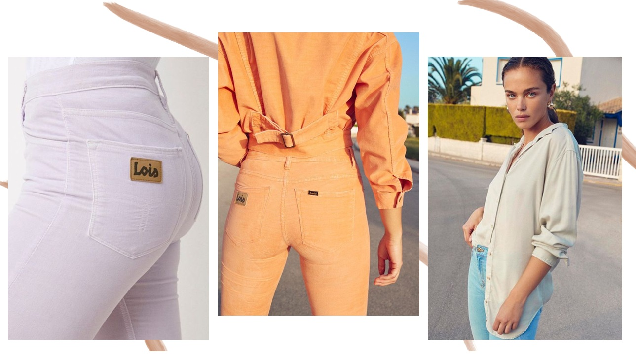 LOIS JEANS | FLARE & CORDUROY | FALL WINTER 2020 | OWN & CLUB | FW20 | moscowwebshop.com