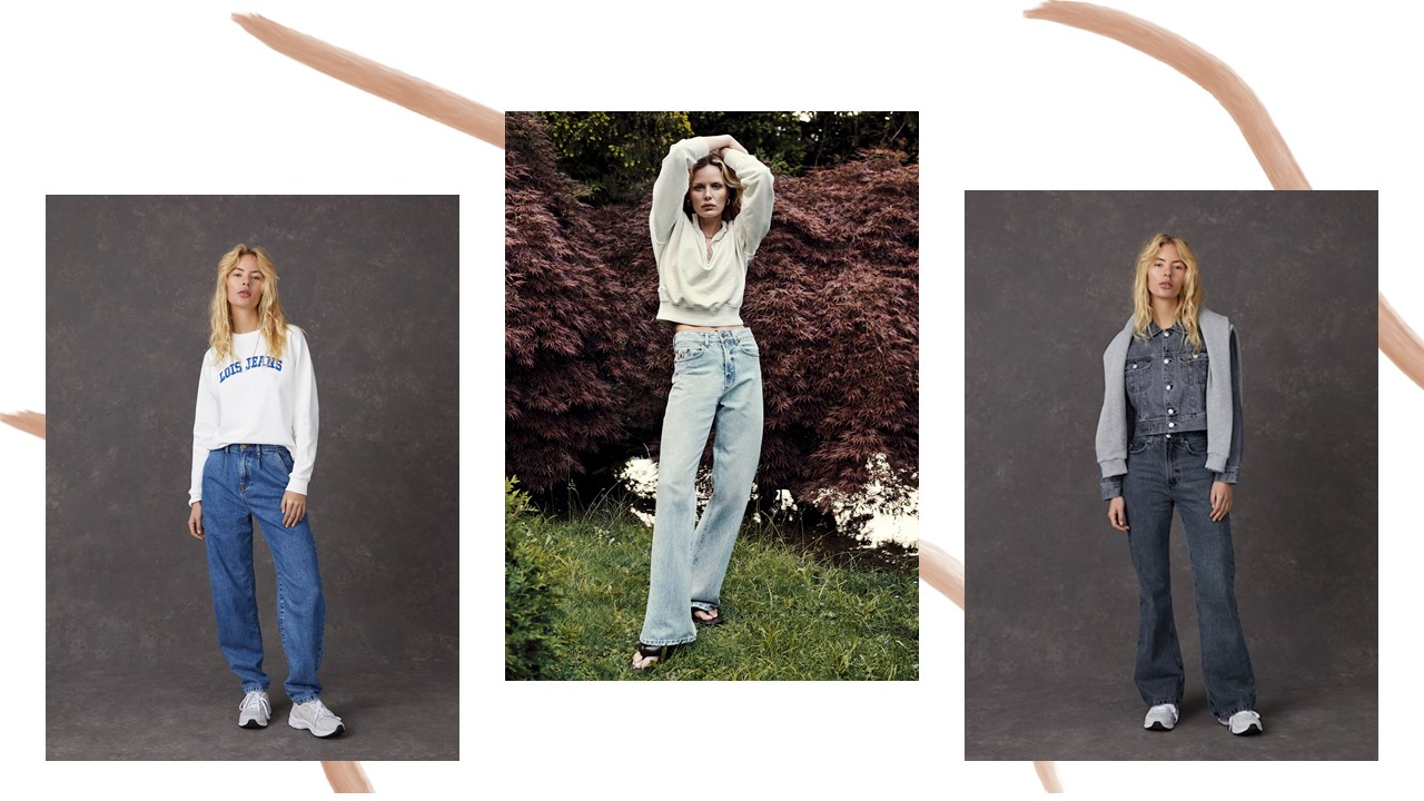 LOIS JEANS | FLARE & CORDUROY | FALL WINTER 2021 | FW21 | moscowwebshop.com