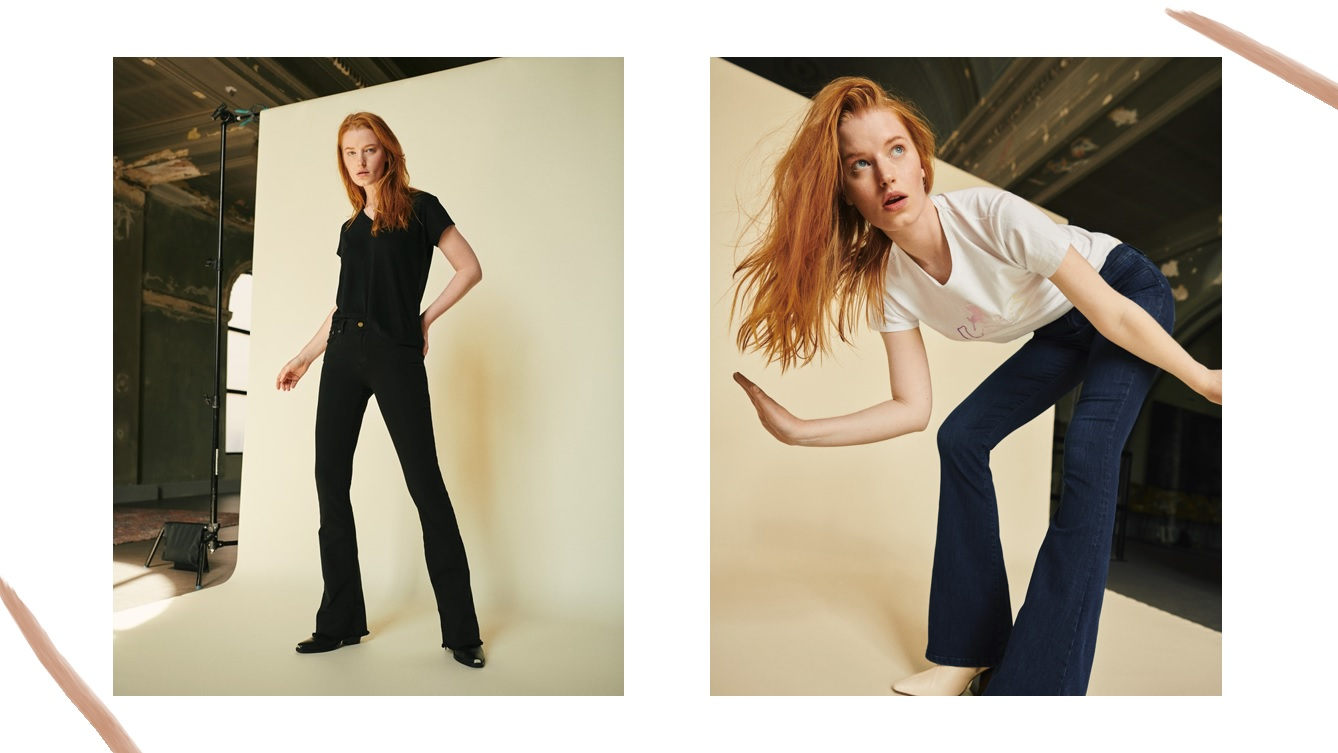 LOIS JEANS | FLARE & CORDUROY | FALL WINTER 2019 | OWN & CLUB | FW19 | moscowwebshop.com