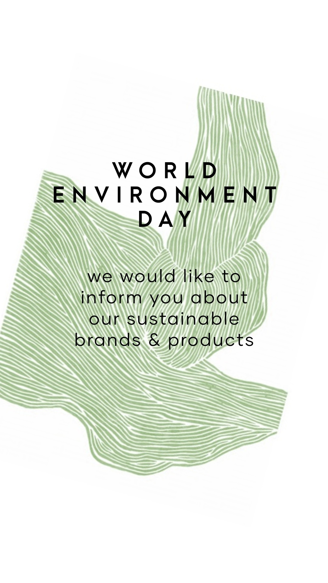 100% SUSTAINABLE LOOK BY OWN & CLUB | WORLD ENVIRONMENT DAY 2020 | moscowwebshop.com