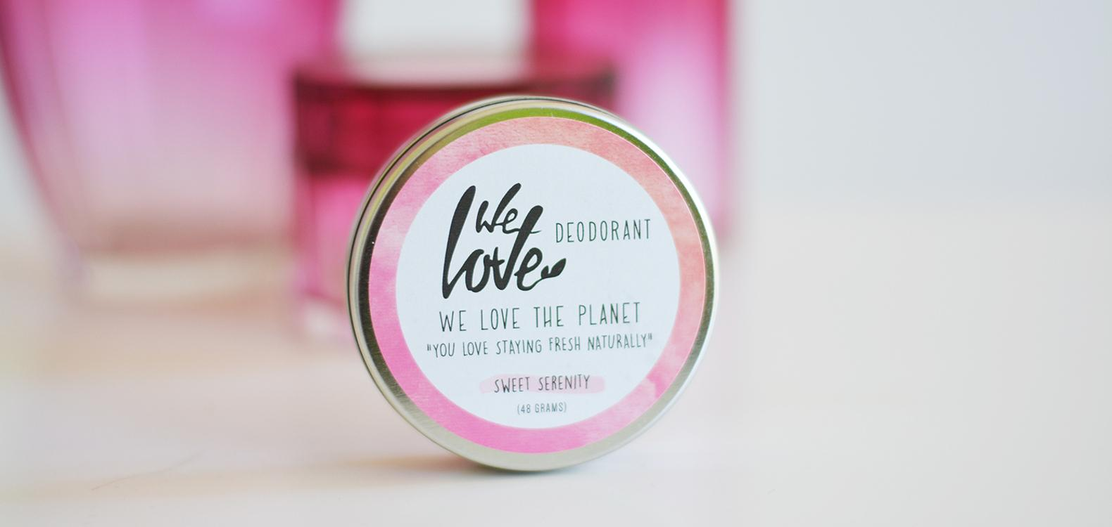 WE LOVE THE PLANET | DEODORANTS | NATUURLIJK | moscowwebshop.com