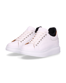 Shabbies Amsterdam SS19 101020032 sneakers white + black