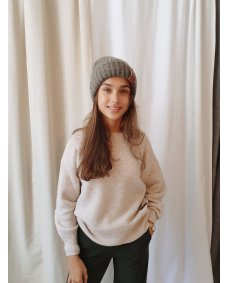Moscow design FW19 63.04 beanie muts meadow