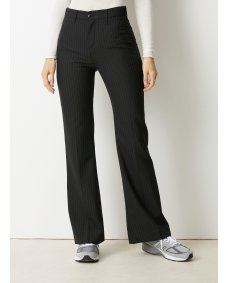 Lois Pinstripe black Silvia Luxury broek