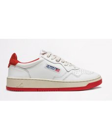 Autry sneakers BB40 sneakers white / red