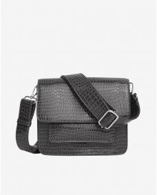 HVISK Cayman pocket tas dark grey