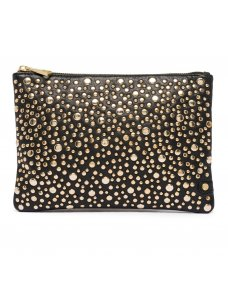 Depeche 13892 small clutch / bag gold