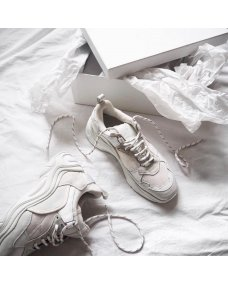Iro Paris Curve runner sneakers white