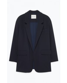 American Vintage FW19 DIDA125 didaboo blazer navy