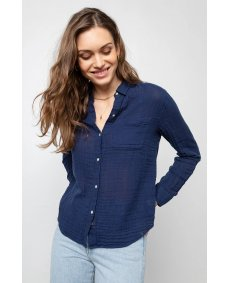 Rails Ellis blouse indigo