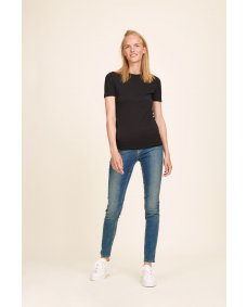 Samsoe Samsoe Lila 10348 basis T-shirt black
