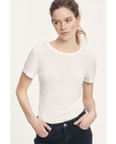 Samsoe Samsoe Lila 10348 basis T-shirt white
