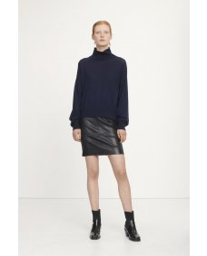 Samsoe Samsoe Kleo 111265 turtleneck night sky