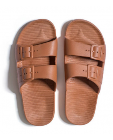 Moses basis slippers toffee