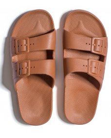 Freedom Moses sandalen uni toffee