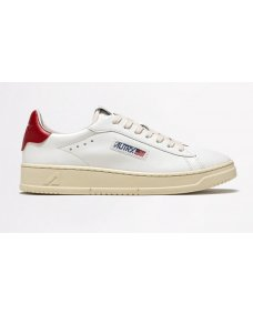 Autry AULW LL21 sneakers white / red