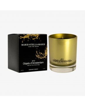 Marie Stella Maris Eco Candle limited edition geurkaars objets d'Amsterdam