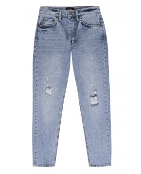 Rails The Melrose distressed jeans blue stone