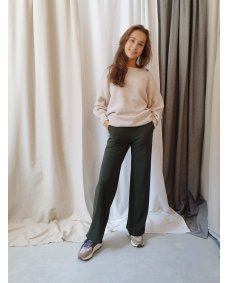 Moscow design FW19 19.05 travel broek forest night