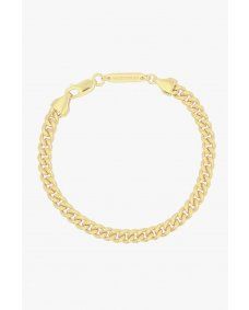 Wildthings Bombshell armband schakels gold