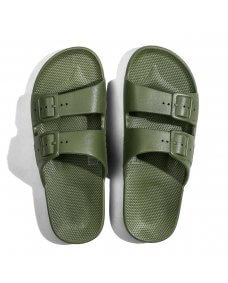 Moses basis slippers cactus
