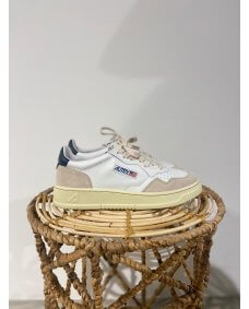Autry sneakers LS28 01 low white / blue