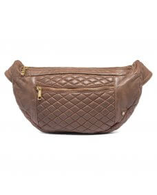 Depeche 13768 bum bag mustang brown