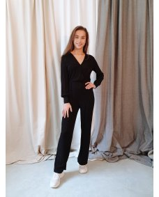 Second Female Zeta jumpsuit black