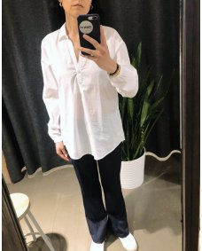 Penn & Ink S20F711 blouse white