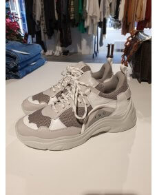 Iro Paris Curve runner sneakers taupe